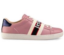'Ace' Sneakers mit Logo-Streifen
