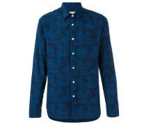 - Hemd mit Camouflage-Print - men - Baumwolle - S