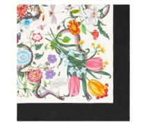 'Blooms' Seidentuch