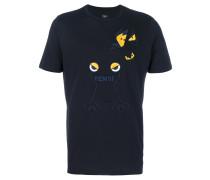 "T-Shirt mit ""Bag Bugs""-Stickerei"