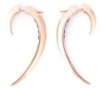 Schwarze Spinell 'Signature Tusk' Ohrringe