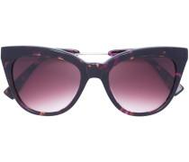 'Lennox' Sonnenbrille in Schildpattoptik