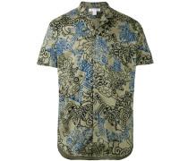 Hemd mit Print - men - Baumwolle - M