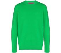Simple Pullover mit rundem Ausschnitt