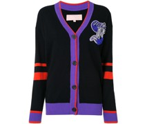 BAPY BY *A BATHING APE® Cardigan in Colour-Block-Optik