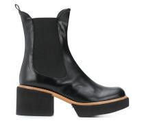 Halbhohe 'Mardi' Stiefel, 70mm
