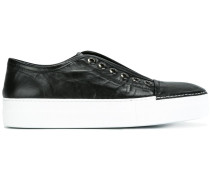 Rocco P. Slip-On-Sneakers mit erhöhter Sohle