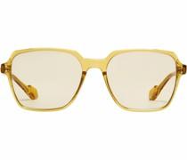 Eckige Mantu Sonnenbrille