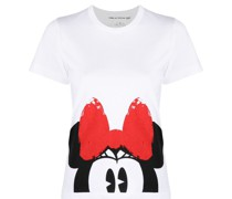 T-Shirt mit Minnie-Maus-Motiv