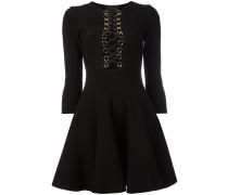 Ausgestelltes Kleid - women - Polyester/Viskose