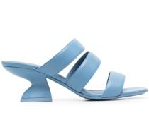 Sandalen mit Design-Absatz 70mm