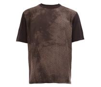 Gemustertes T-Shirt