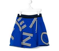 Kenzo letters skirt