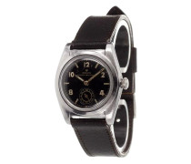 'Oyster Bubble Back' analog watch