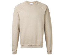 Sweatshirt in DistressedOptik