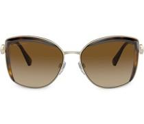 Eckige 'Serpenti' Sonnenbrille