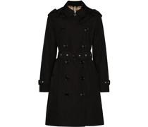 Kensington hooded trench coat