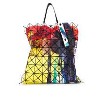 Shopper mit Mosaikmuster - women - Polyester