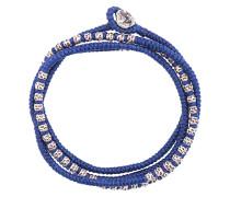 Halskette mit Silberperlen