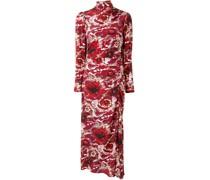 A.L.C. floral print silk-blend maxi dress