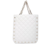 Gesteppte Handtasche - women - Lammleder