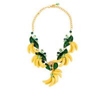 Halskette mit Bananenverzierung