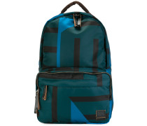 x Porter printed backpack