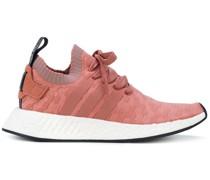 'NMD_R2 Primeknits' Sneakers