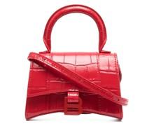 Mini 'Hourglass' Handtasche