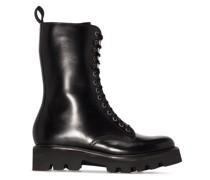 Halbhohe Military-Stiefel