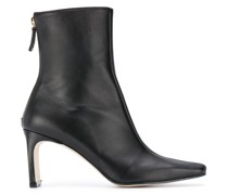 Trim 80mm ankle boots