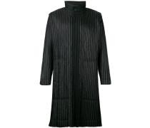 Mantel mit weitem Stehkragen