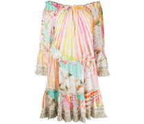 Kleid mit Print-Mix