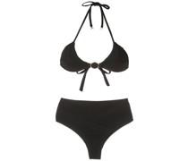Bikini mit hohem Bund