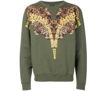 'Tepenk' Sweatshirt mit rundem Ausschnitt