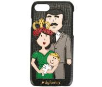 DG family patch iPhone 7 case
