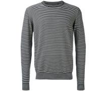 Pullover mit gestreiftem Ellenbogen-Patch - Unavailable