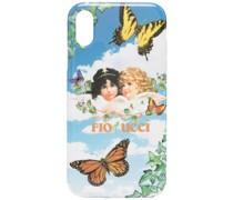 iPhone XR-Hülle mit Engeln