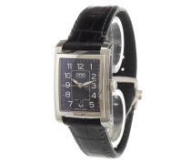 'Rectangular Date' analog watch