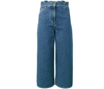 - Klassische Cropped-Jeans - women