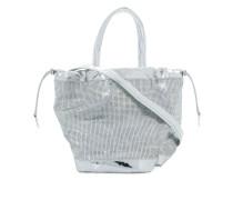 chainmail bucket bag