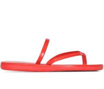 Flip-Flops mit doppelten Riemen