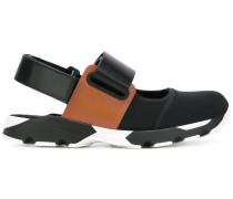 - Sandalen in Colour-Block-Optik - women