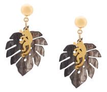 jungle earrings