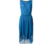 Kleid mit Spitzensa