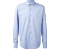 classic trim collar shirt