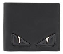 Eyes bi-fold wallet