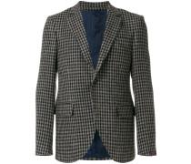 Mp Massimo Piombo Enganliegender Tweed-Blazer