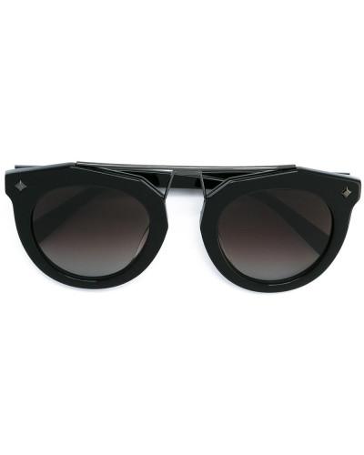 Sonnenbrille mit breitem Gestell