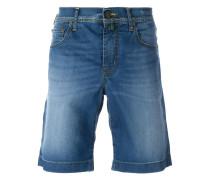 Jeans-Shorts mit Five-Pocket-Design
